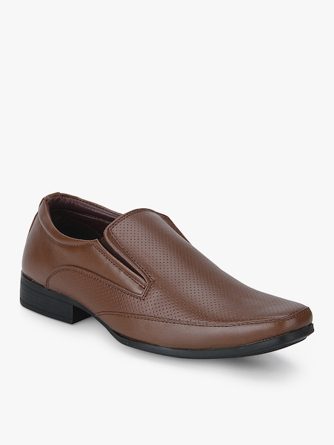 Hughes Brown Formal Shoes