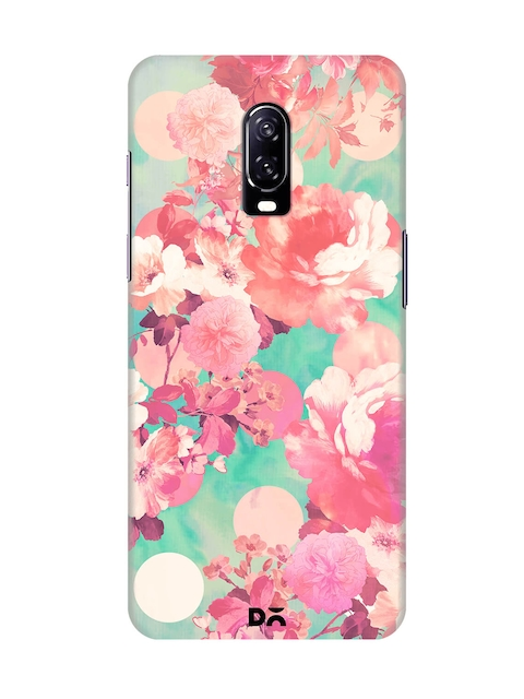 DailyObjects Unisex Multicoloured Printed OnePlus 6T Back Cover