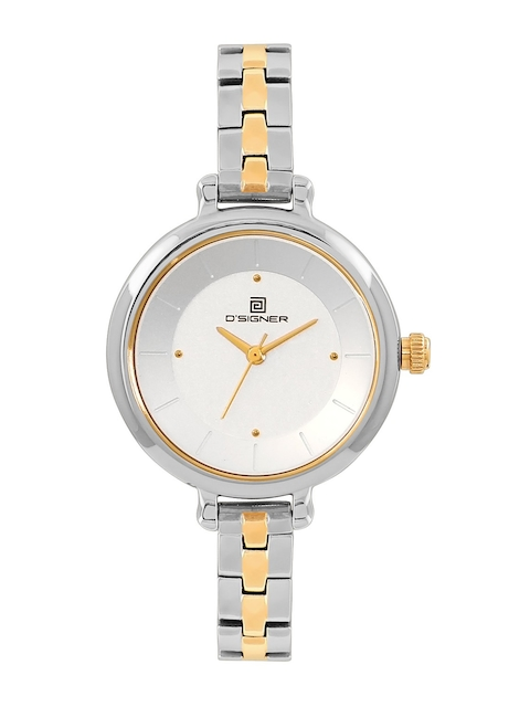 Dsigner Women Silver-Toned Analogue Watch 762 TM.2
