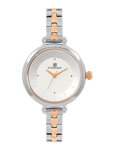 Dsigner Women Silver-Toned Analogue Watch 762 RTM.2