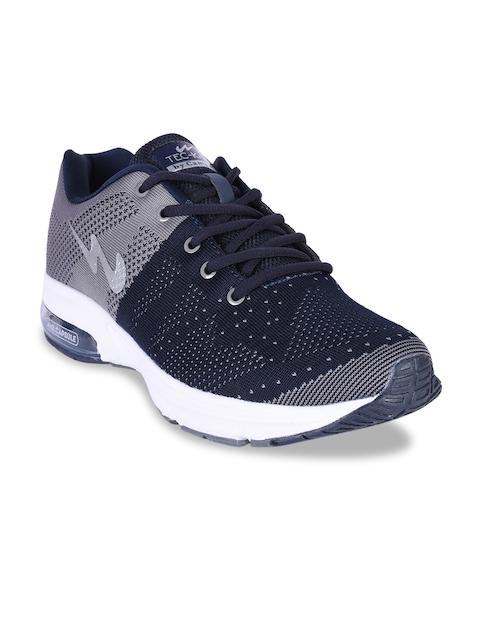 Campus Men Navy Blue Running Shoes