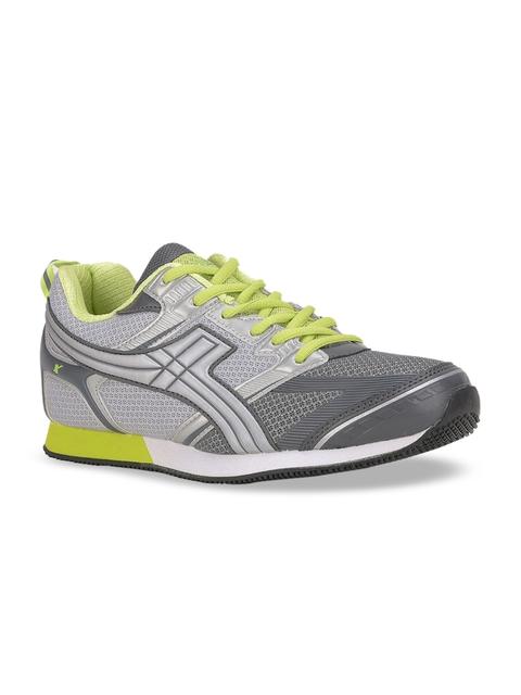 Sparx Women Grey Mesh Running Shoes