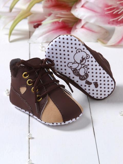 Walktrendy Kids Brown Booties