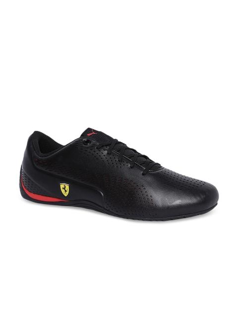 Puma Men Black SF Drift Cat 5 Ultra II Casual Shoes