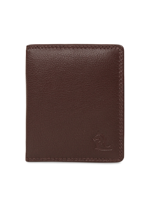 Kara Men Tan Solid Card Holder