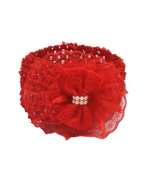 Stoln Red Hairband