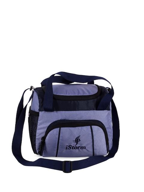 iStorm Unisex Blue Travel bag