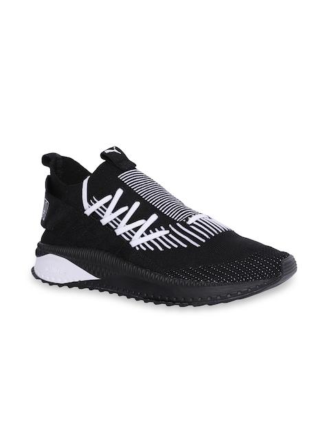 Puma Men Black & White TSUGI KAI JUN Casual Shoes