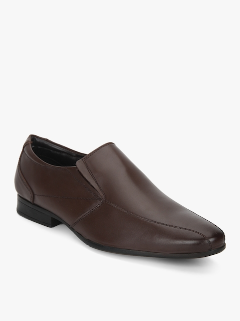 Brown Lifestyle Shoes