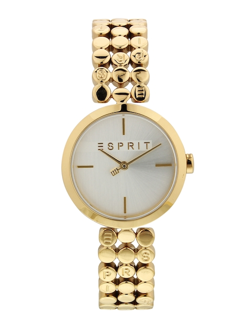 ESPRIT Women Silver-Toned Analogue Watch ES1L018M0035