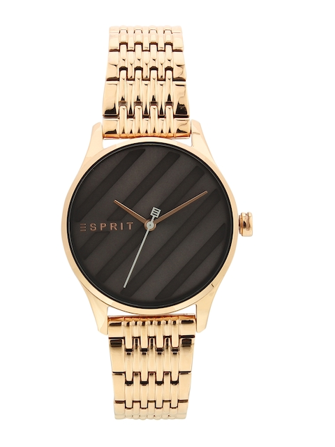 ESPRIT Women Grey Analogue Watch ES1L029M0065