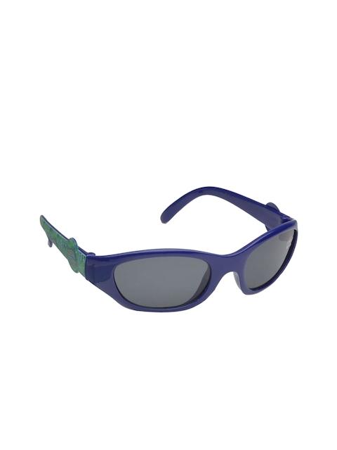 Stoln Unisex Oval Sunglasses SWSL0298