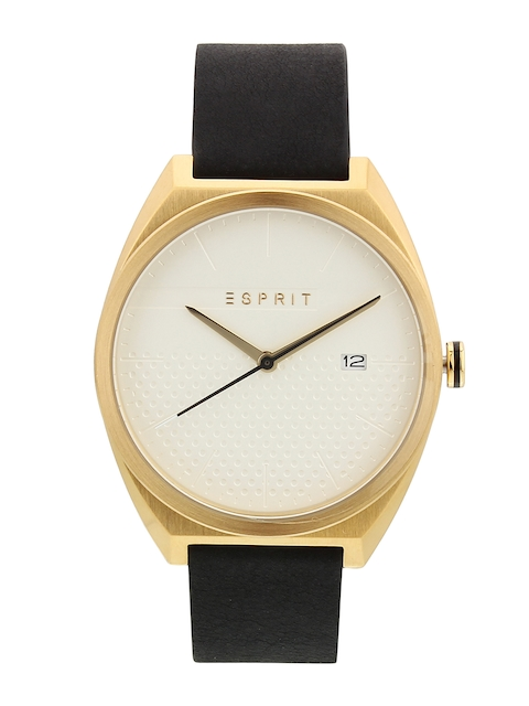 ESPRIT Men White Analogue Watch ES1G056L0025