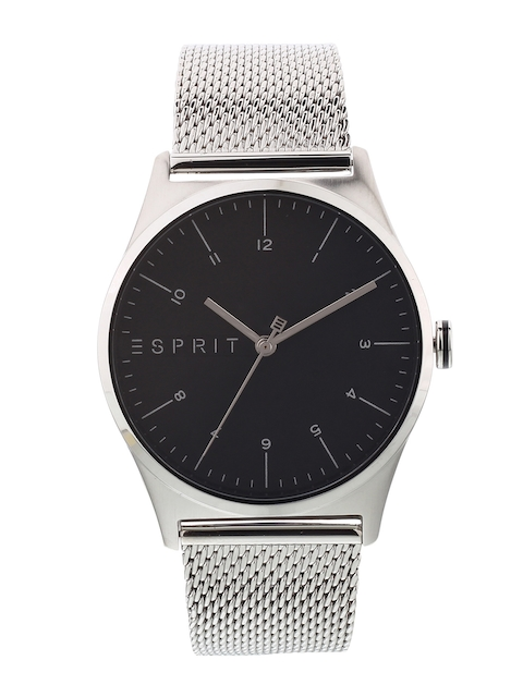 ESPRIT Men Black Analogue Watch ES1G034M0065