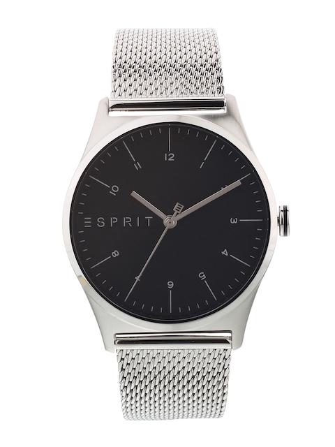 ESPRIT Men Black Analogue Watch ES1G034M0065