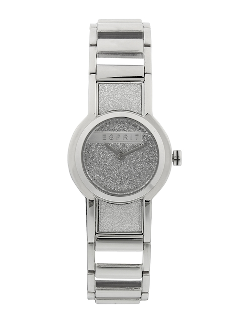 ESPRIT Women Silver-Toned Analogue Watch ES1L084M0015