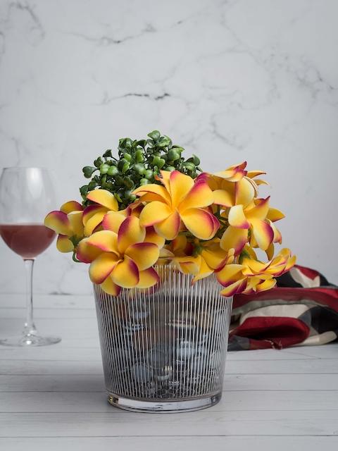 Pasabahce Transparent Glass Flower Pot