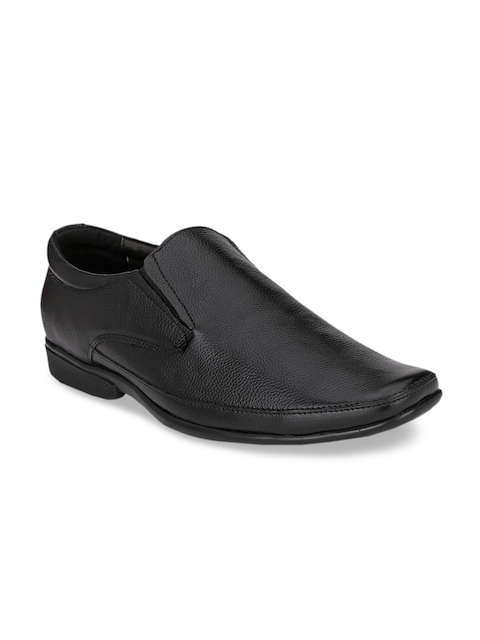 Hi RELs Men White Formal Slip-Ons