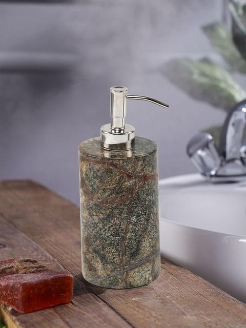 SWHF Green Soap Dispenser
