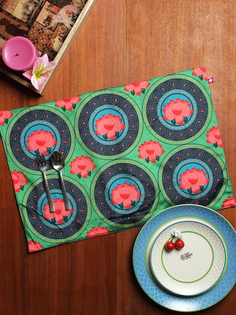 India Circus by Krsnaa Mehta Set of 6 Table Placemats
