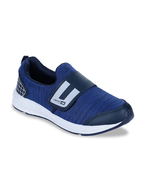 Force 10 Men Blue Running Shoes