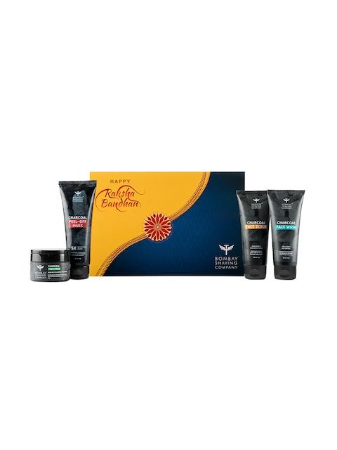 Bombay Shaving Company Unisex Charcoal Facial Starter Kit