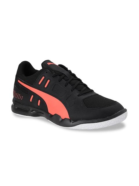 Puma Men Black Auriz-Nrgy Walking Shoes