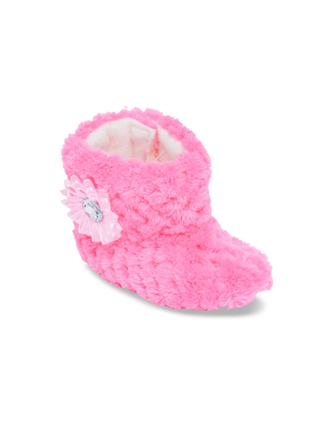 My Soul Kids Pink Booties