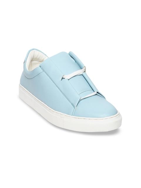 Blue Saint Men Blue Sneakers