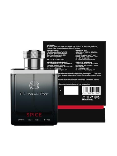THE MAN COMPANY Black Fragrance Gift Set 100 ml