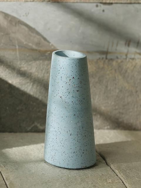 ExclusiveLane Blue Handcrafted The Sky Blue Urn Vase