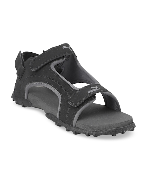 Puma Unisex Grey Range IDP Sports Sandals