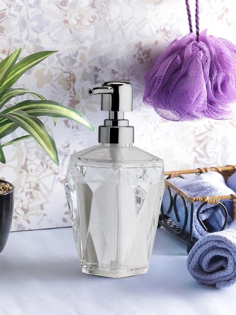 OBSESSIONS Transparent Glass Soap Dispenser