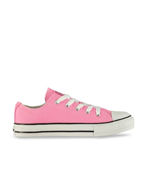 SoulCal Kids Pink Solid Sneakers