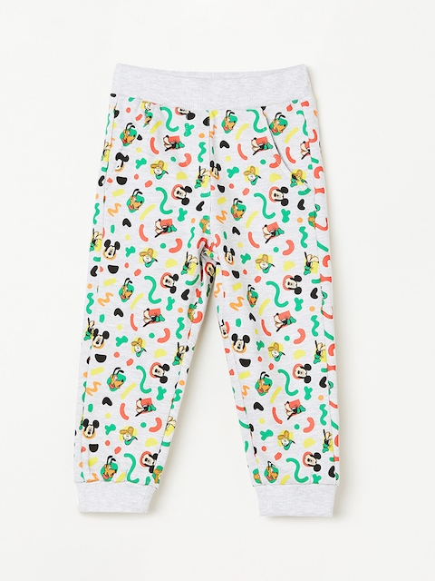 Juniors by Lifestyle Girls Multicoloured Track Pants