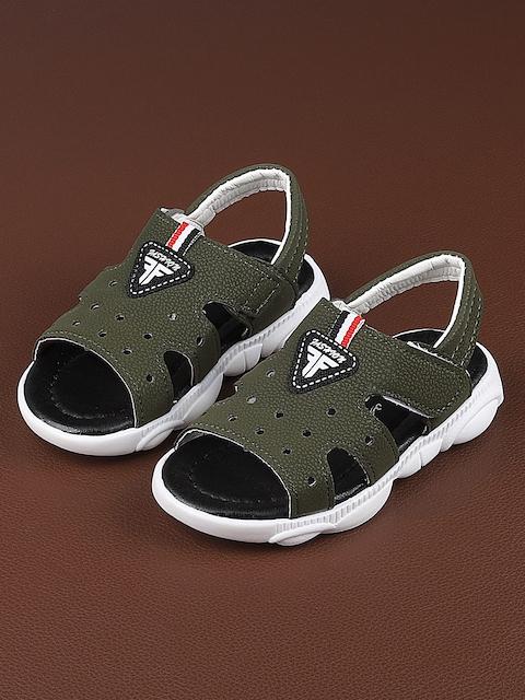Walktrendy Boys Green Sandals