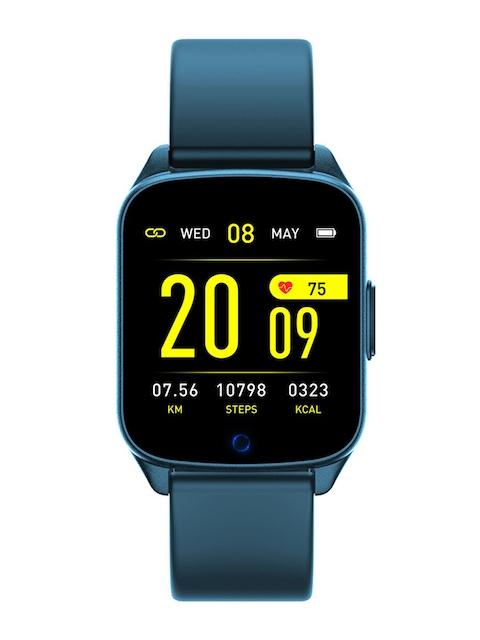 FitSpark Unisex Blue & Black NEXA Super Slim Multi-Sports Mode Smartwatch Debut_Blue