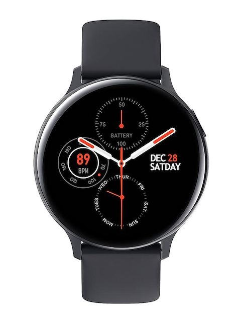 OPTA Unisex Black OPTA SB-207 Bluetooth Fitness Smart Watch