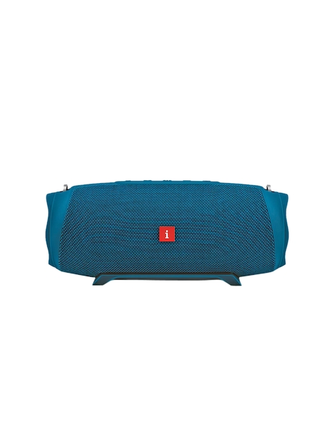 iBall Blue Musi Boom IPX7 Waterproof with Built-in Powerbank Portable Bluetooth Speaker