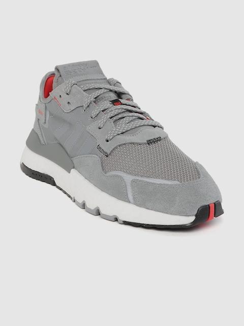 ADIDAS Originals Men Grey Nite Jogger Sneakers