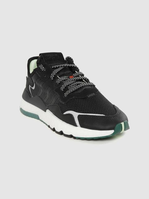 ADIDAS Originals Women Black Nite Jogger Sneakers