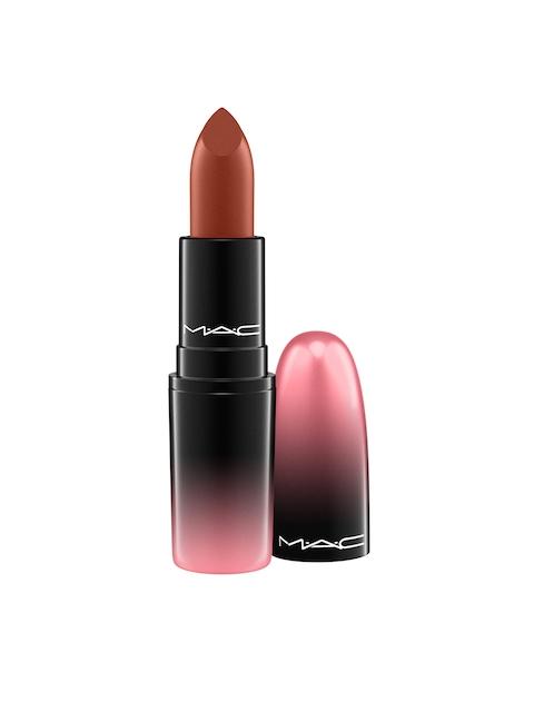 M.A.C 424 DGAF Love Me Lipstick 3 g, 1
