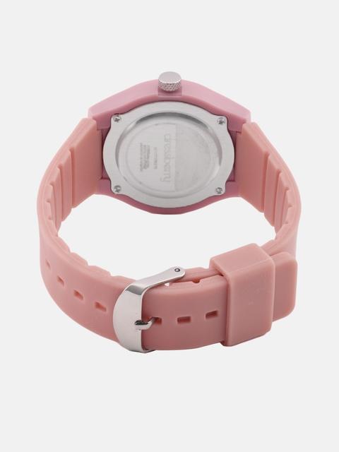 DressBerry Women Pink Analogue Watch 4