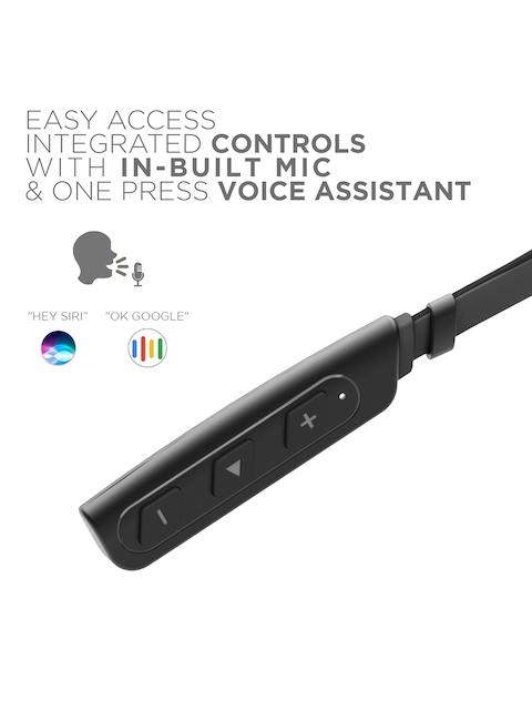 boAt Rockerz 235V2 M Black Wireless Neckband with ASAP Charge Vibration Alert & 8H Play 2
