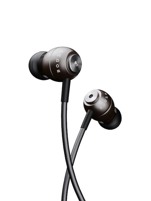 BOULT AUDIO Unisex Black Storm-X In-Ear Wired Earphones 1