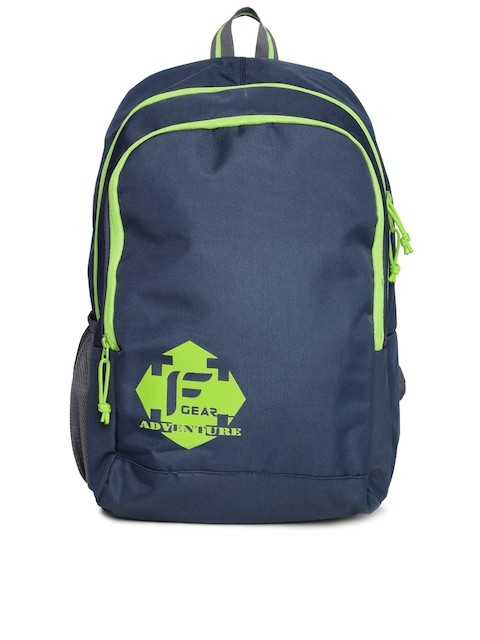 eb9a3fc7aa39 Castle NBG 20 Ltrs Green Casual Backpack (2264)