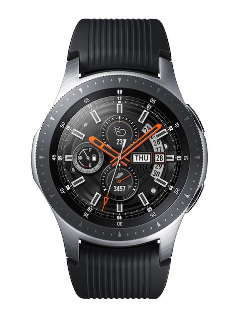 Samsung Galaxy Watch Unisex 46 mm SM-R800 Black Strap Smartwatch