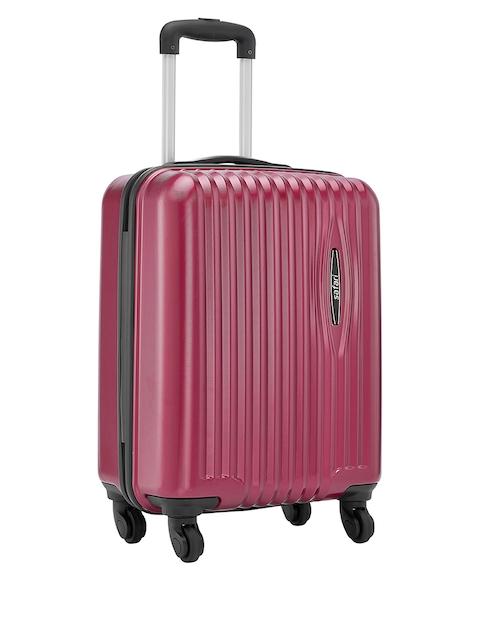 Safari Red 56 cm Premium Hardsided Trolley Suitcase 2