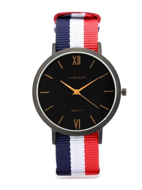 Nucleus Unisex Black Dial Watch BBBWR