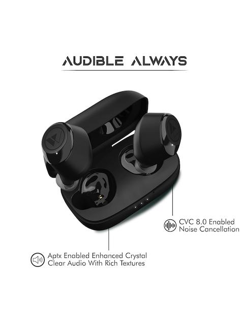 Wings Unisex Black Revel True Wireless TWS Earbuds 2
